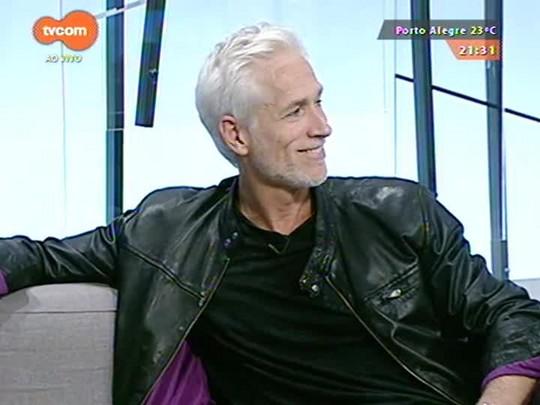 TVCOM Tudo Mais - Modelo Jorge Gelati conta tudo sobre a carreira e também sobre os novos planos como ator