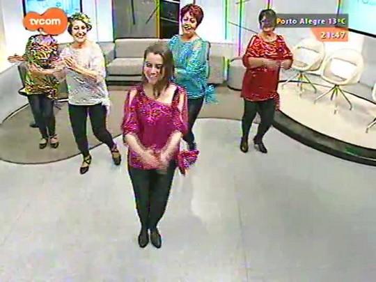 TVCOM Tudo Mais - \'Dança Comigo\' prova que idade não é pretexto para ficar parado