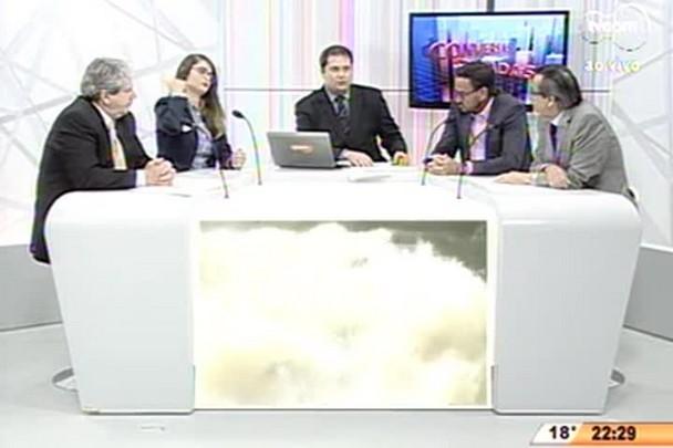 Conversas Cruzadas - Participação do Brasil na estratégia de preservação ambiental internacional - 2º Bloco - 02.07.15