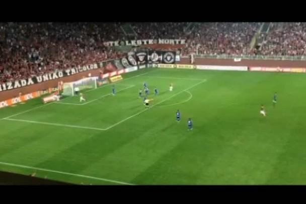 JEC x Cruzeiro: Bruno Aguiar faz o segundo gol do Joinville na Arena