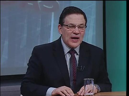 Conversas Cruzadas - Balanço sobre a situação do país na avaliação dos deputados federais Maria do Rosário (PT), Nelson Marchezan Jr. (PSDB), Darcísio Perondi (PMDB), Afonso Motta (PDT) - 21/08/2015 - Bloco 2