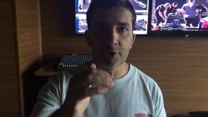 Boaz analisa jogo do Grêmio contra o Coritiba