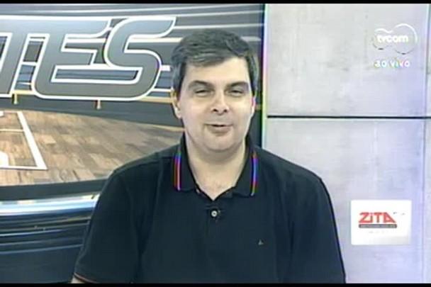 TVCOM Esportes. 2º Bloco.18.09.15