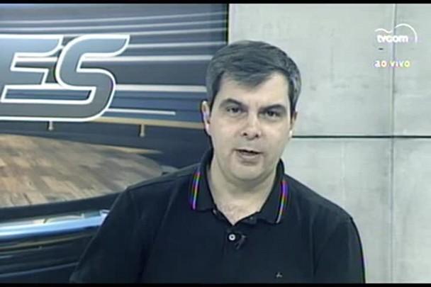TVCOM Esportes. 3ºBloco. 13.10.15