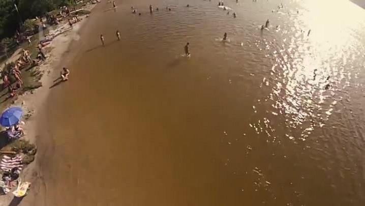 #DCpelaspraias: conhecendo a Lagoa do Peri
