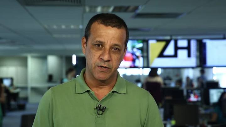 Lu�s Henrique Benfica: por enquanto, o Inter � apenas um esbo�o de equipe