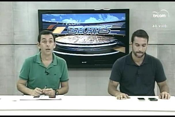 TVCOM Esportes. 1º Bloco. 17.02.16