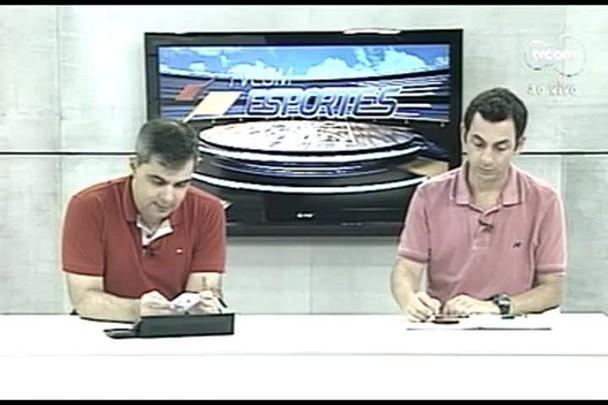 TVCOM Esportes. 2º Bloco. 20.04.16