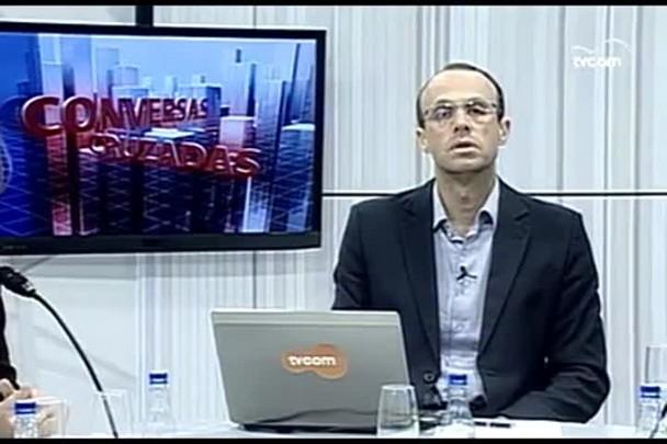 TVCOM Conversas Cruzadas. 2º Bloco. 31.05.16