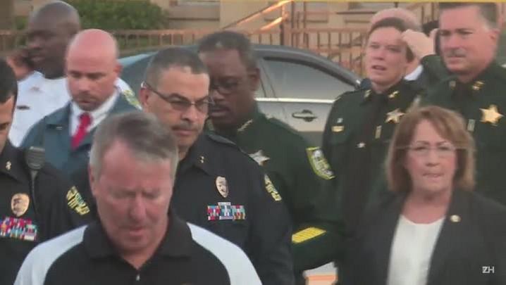 Terror em Orlando