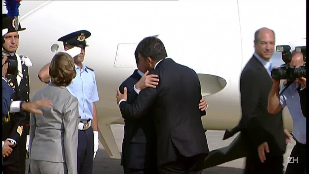 Hollande, Merkel e Renzi se reúnem para fortalecer UE