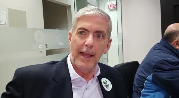 Murilo Flores fala da expectativa para a eleição de domingo