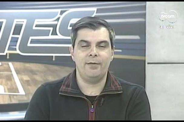 TVCOM Esportes. 2º Bloco. 05.10.16