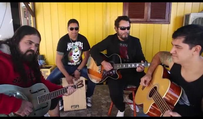 Estrelas da Periferia: conheça a banda Caronamano, de Viamão