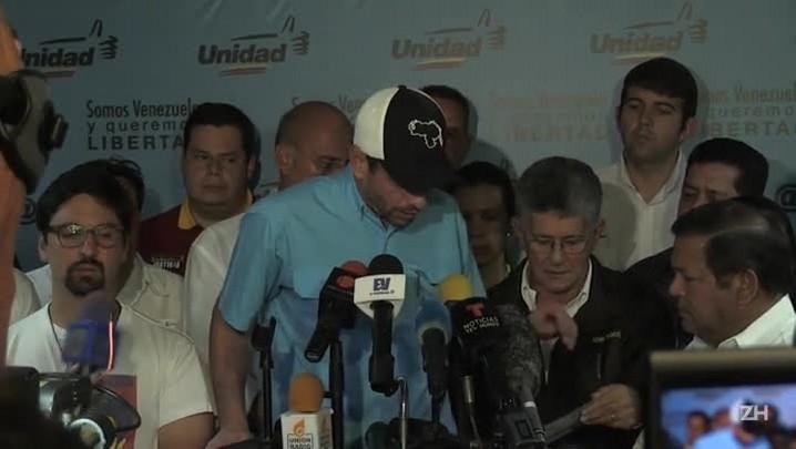 Oposição venezuelana convoca novos protestos