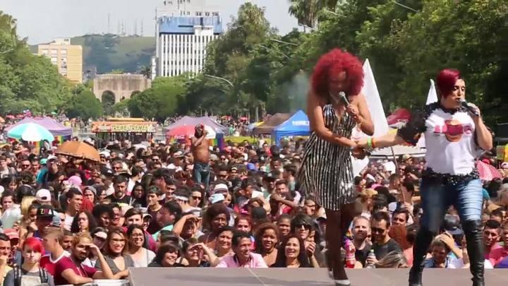 Parada Livre denuncia retrocessos em Porto Alegre