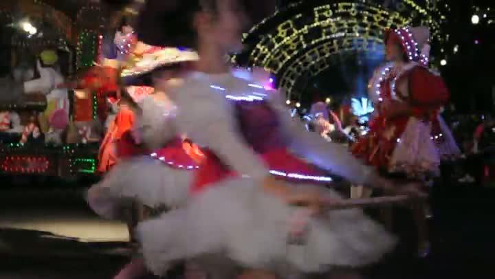 Natal Luz: as atrações do Grande Desfile de Natal