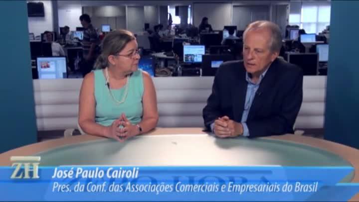 Papo de economia: Cairoli destaca discriminação dos tributos nas notas fiscais