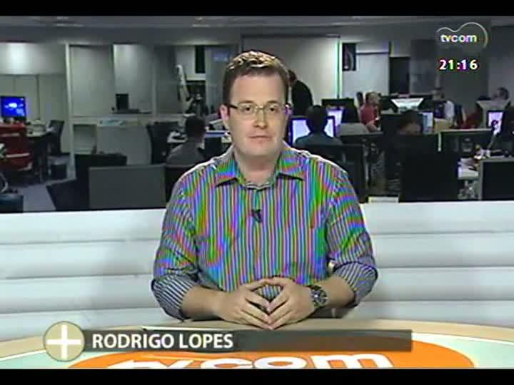 TVCOM Tudo Mais - Rodrigo Lopes fala do futuro da Venezuela