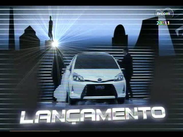Carros e Motos - Conheça o Chevrolet Onix - 03/02/2013 - bloco 1