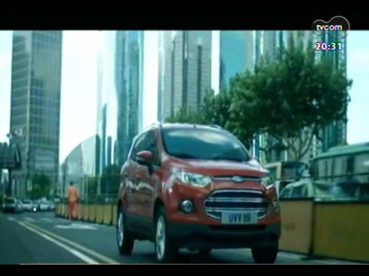 Carros e Motos - Nova geração do Ford EcoSport - 10/03/2013 - Bloco 1
