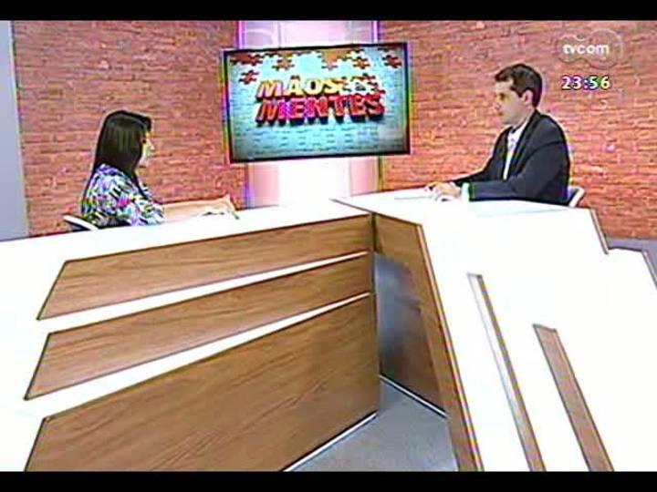 TVCOM Tudo Mais - Diretora da HappyHouse Brasil, Analisa de Medeiros Brum - Bloco 3 - 12/03/2013