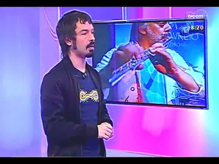 Programa do Roger - Confira a participação do músico Leandro Maia - bloco 4 - 29/03/2013