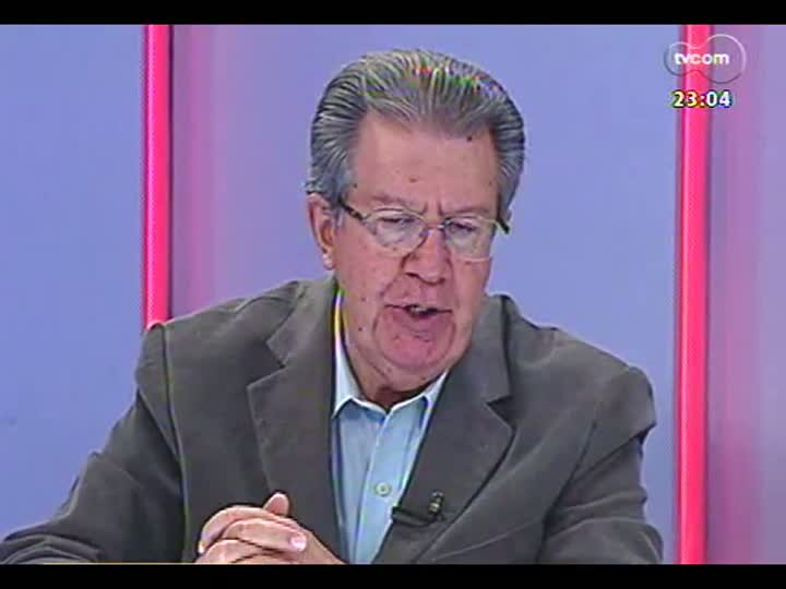 Conversas Cruzadas - Trocas no ministério da Dilma Rousseff, Reforma Política e situação financeira do Estado - Bloco 4 - 05/04/2013