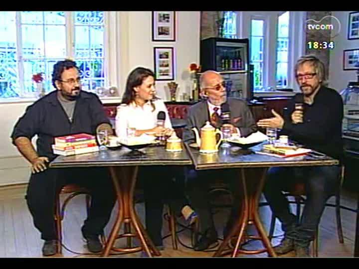 Café TVCOM - Novo ativismo: quem não quer apenas observar a política tradicional - Bloco 3 - 20/04/2013