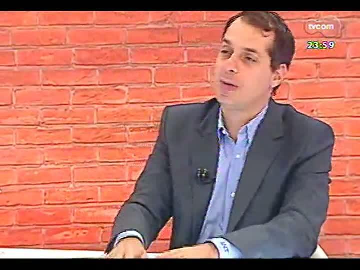 Mãos e Mentes - Diretor-presidente do Grupo Baram, empresário Josely Rosa - Bloco 3 - 25/03/2013