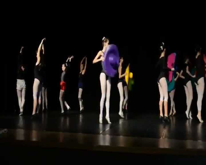 Ensaio - 23º Festival de Dança Mery Rosa