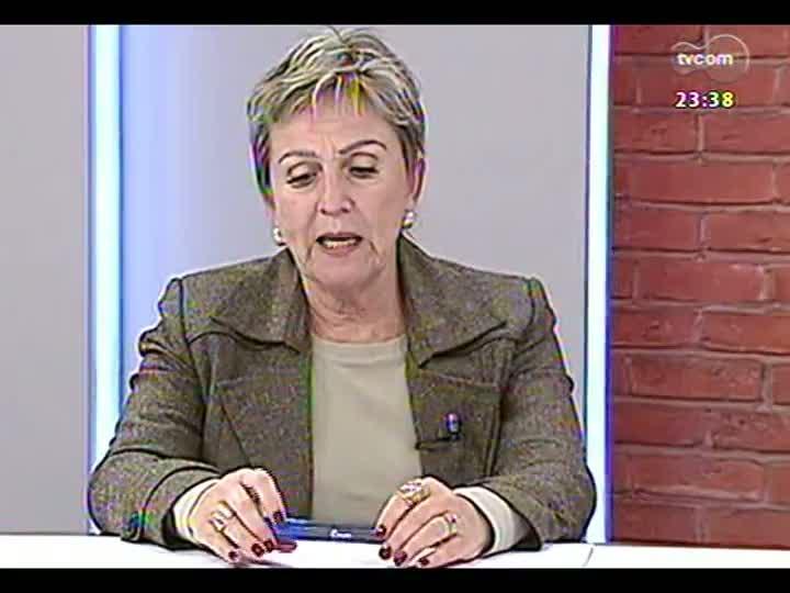 Mãos e Mentes - Primeira mulher eleita como presidente do TRE-RS, Elaine Harzheim Macedo - Bloco 4 - 16/06/2013