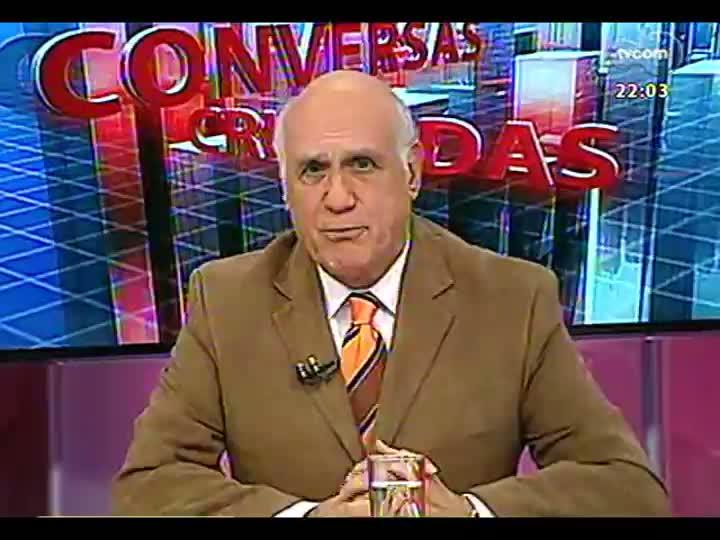 Conversas Cruzadas - Situação financeira dos municípios do RS: análise e busca de soluções - Bloco 1 - 07/08/2013