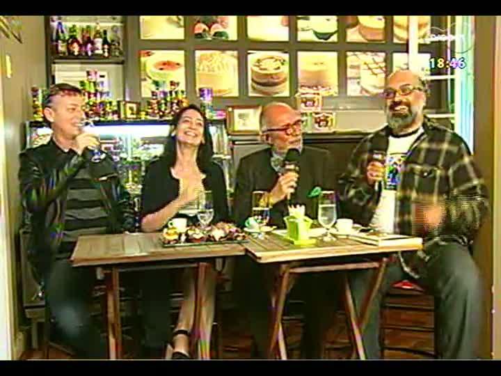 Café TVCOM - O Festival de Cinema de Gramado e a premiação do Histórias Curtas - Bloco 4 - 10/08/2013