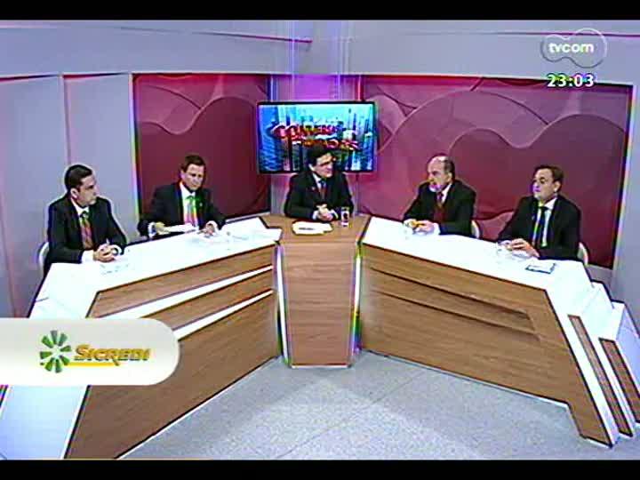 Conversas Cruzadas - Debate sobre o descontrole nos acessos ao sistema de dados sigilosos do RS - Bloco 4 - 13/08/2013