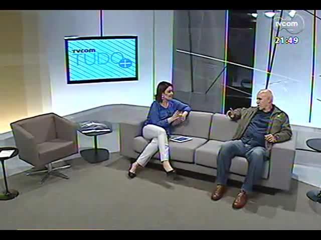 TVCOM Tudo Mais - Entrevista com o técnico de futebol Valdir Espinosa