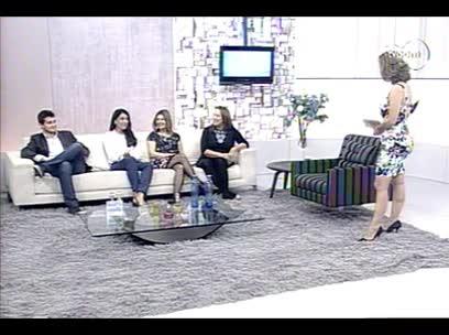 TVCOM Tudo Mais - Quadro Sexualidade - 3º bloco – 01/10/2013