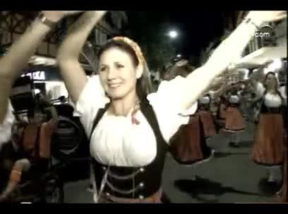 TVCOM Tudo Mais – Cobertura do Oktoberfest - 2º bloco – 03/10/2013