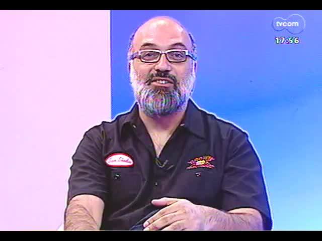 Programa do Roger - Diretora Iara Cardoso fala sobre documentário \'Fragmentos de paixão\' - bloco 2 - 09/10/2013