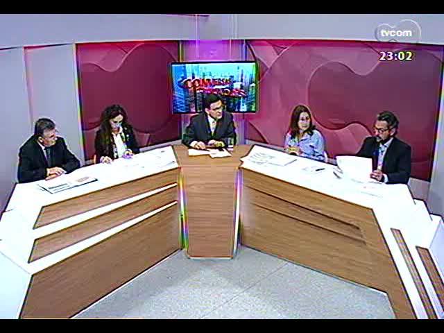 Conversas Cruzadas - As relações entre o governo e o magistério na discussão do piso salarial da categoria - Bloco 3 - 15/10/2013
