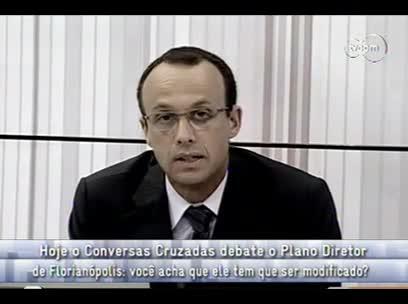 Conversas Cruzadas - Plano Diretor de Florianópolis 3ºbloco - 05/11/13
