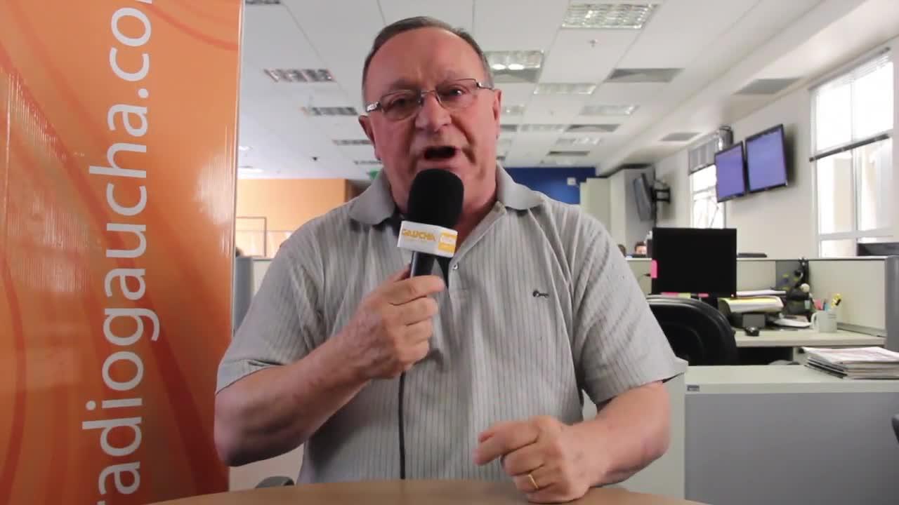 """Pedro Ernesto Denardin: \""""Será que o torcedor colorado quer a vitória contra o Goiás?\"""" 15/11/2013"""
