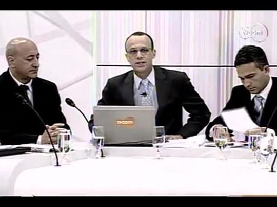 Conversas Cruzadas - 2o bloco - PM nos estádios - 9/12/2013