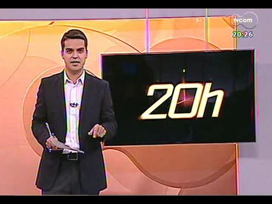 TVCOM 20 Horas - Informações sobre o aumento do PIB - Bloco 3 - 10/12/2013