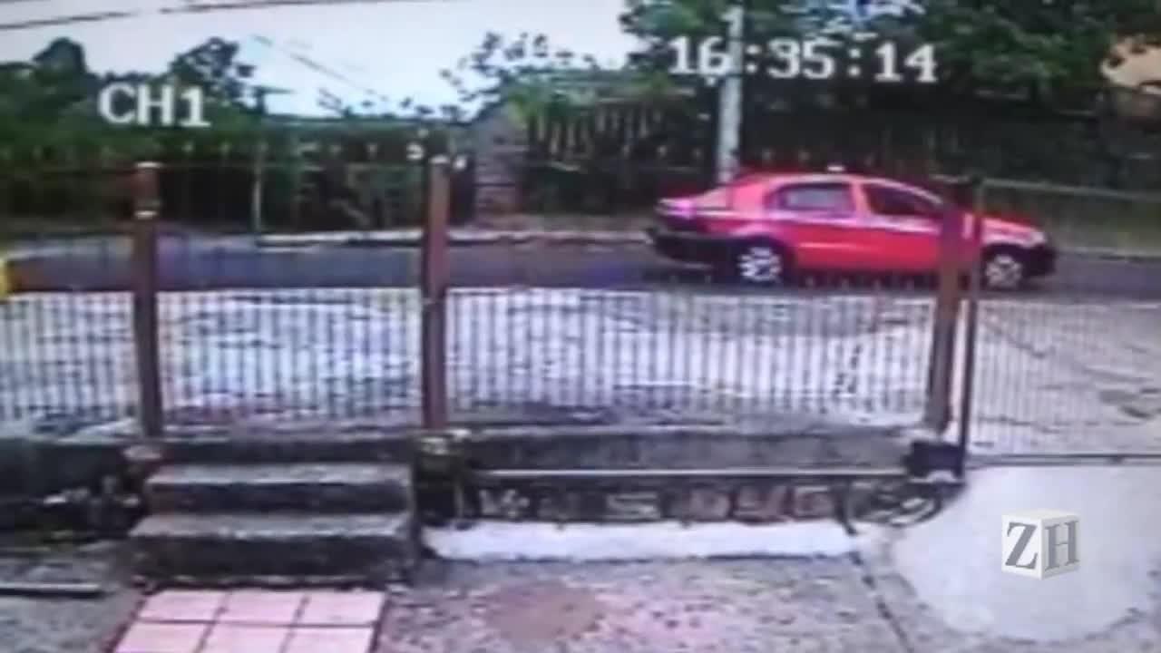 Polícia divulga imagem dos suspeitos de matar taxista na segunda-feira