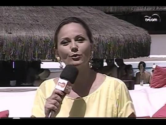 TVCOM Tudo Mais - 3o bloco - Desfile de acessórios pro verão - 10/01/2014