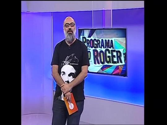 Programa do Roger - Violinista, compositor Rodrigo Nassif - Bloco 1 - 05/02/2014
