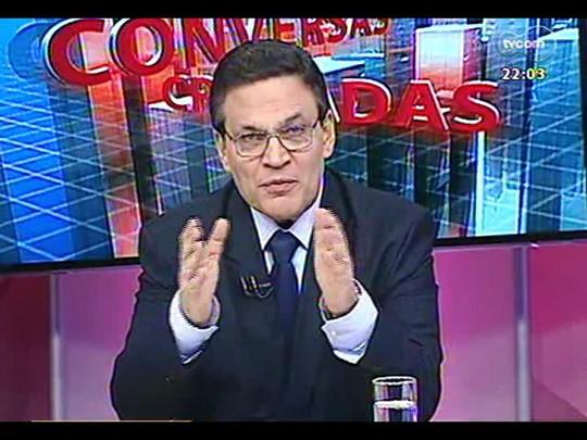 Conversas Cruzadas - Debate sobra a censura na internet - Bloco 1 - 12/03/2014