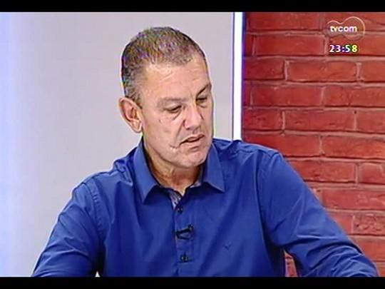 Mãos e Mentes - Paleontólogo Sérgio Furtado Cabreira - Bloco 3 - 13/03/2014