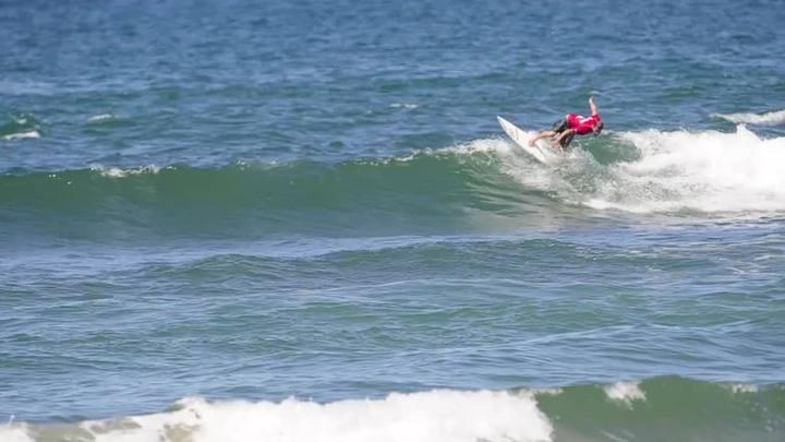 Veja os melhores momentos do Circuito Brasileiro de Surfe em Torres